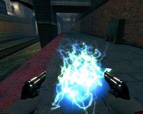 2 electro hand