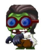 Dr. Zombie Prize 1544