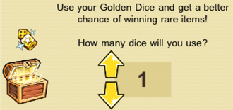 Golden Dice Select