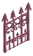 File:Pink Iron Fence.png