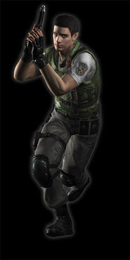 Chris Redfield PRO ONE INNIT LOLOL
