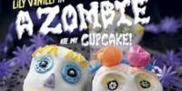 A Zombie Ate My Cupcake by Lily Vanilli
