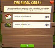 Final cure chain 1