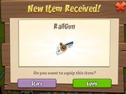 Railgun final