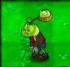 Cabbage zombie