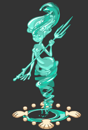 Sea Witch Guardian
