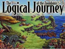 Logical Journey Title Screen