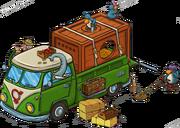 Animal Exchange Van