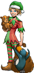 Elf Zooey