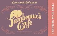 Jumbeaux's Cafe Ad