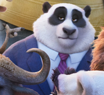Poster-panda