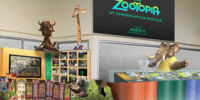 Discovering Zootopia at Conservation Station