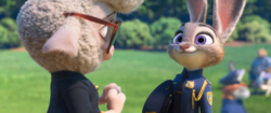 Officer Judy Hopps