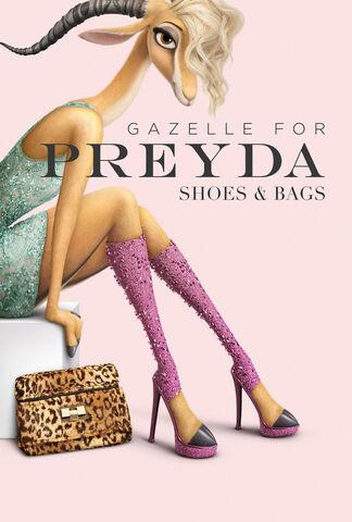 File:Gazelle for Preyada Shoe & Bags.jpg
