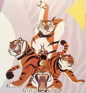 TigersArt