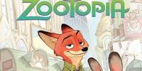 Zootopia Comic