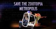 Promo - Save the Zootopia Metropolis