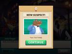 New Suspect - Teddy