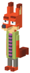 Nick Wilde - Disney Crossy Road