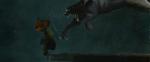 Manchas Jump at Nick