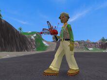 Paleontologist Fossil Hunting