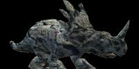 Rocky Styracosaurus