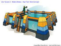 ZT2 MM - High Tech Tank