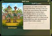 Ztinfo Zookeeper