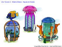 ZT2 MM - Aquarium Kiosks