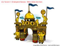 ZT2 ES - Million Dollar Gate