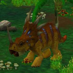 Male <i>Styracosaurus</i> (Dino Danger Pack)