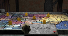 Endless Fire Exhibit