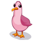 File:Pink Seagull-icon.png