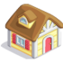 Happy Yellow House-icon