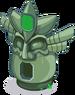 Gemgate tiki5 green