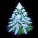 Festive Tree-icon