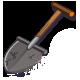 Shovel-icon