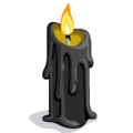Voodoo Candle-icon