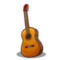 Romantic Music Guitar-icon