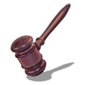 JudgeItems Gavel-icon