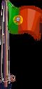 Flag portugal-icon