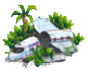 Crashed Plane-icon