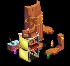 Tiki Fire Relic Stage 2-icon