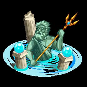 Poseidon Relic Finished