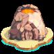 Bronze Volcano Trophy-icon
