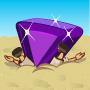 Purple Gem share-icon