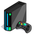 MediaCenter GameConsole-icon