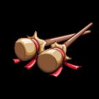 File:MusicalInstruments Drumsticks-icon.png