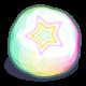 Rainbow ball-icon