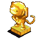 King Tickles' Statue-icon